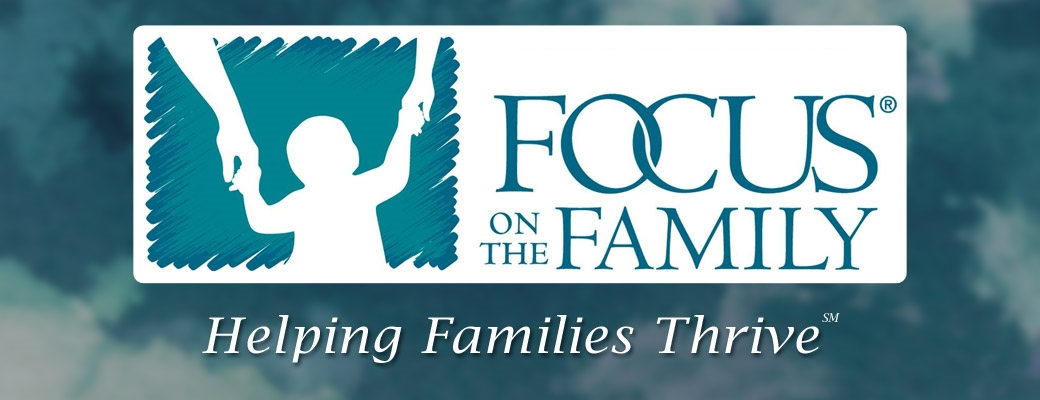 Dr. Kirby with Focus on the Family