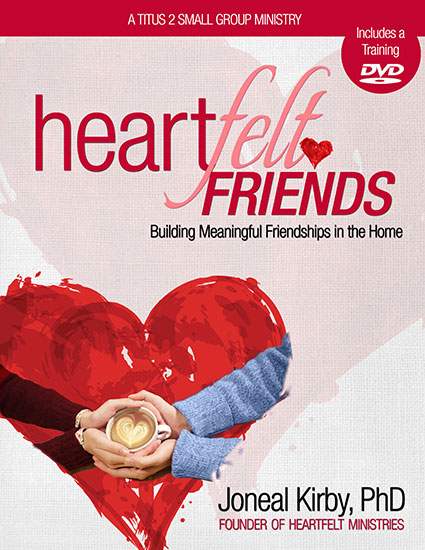 The 411–Heartfelt Friends Training DVD and other IMPORTANT Information