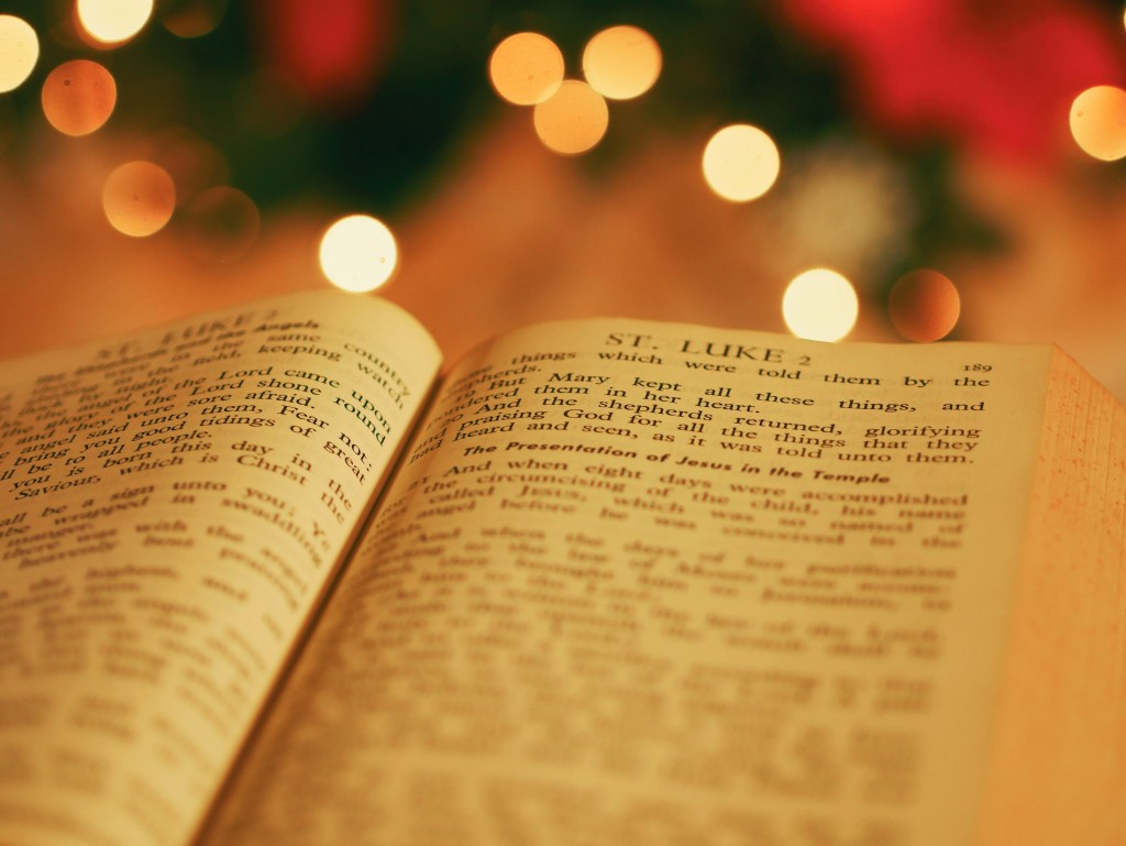 Choosing Christmas, Day Sixteen