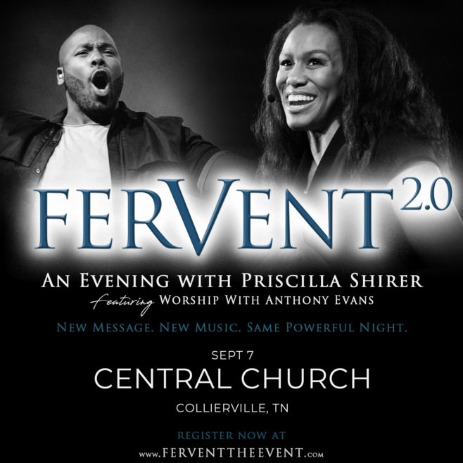Unpacking the Fervent Event with Priscilla Shirer